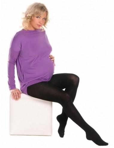 Колготы для беременных 360 DEN теплые