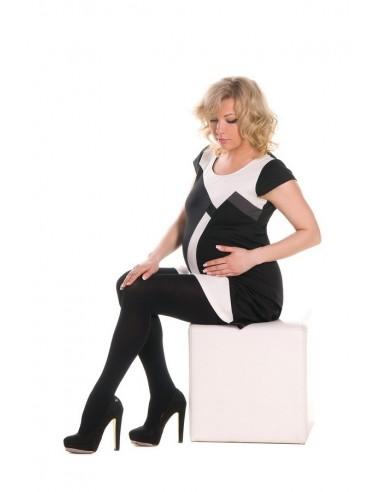 Колготы для беременных 150 DEN с хлопком