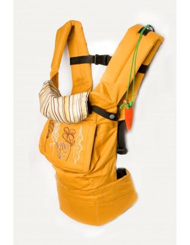 Эрго-рюкзак My baby Янтарь