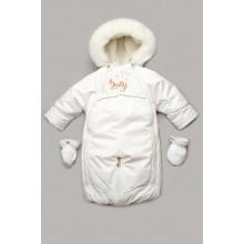 Комбинезон-трансформер зимний для новорожденного