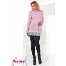 Туника Genika розовая
