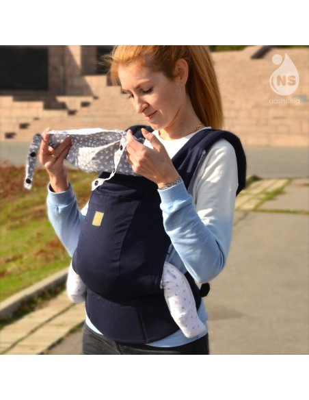 Эрго-рюкзак тм Nashsling - Climate Control - Натур