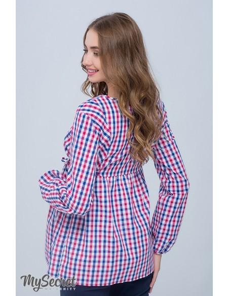 Блуза для беременных и кормящих SHADE NEW