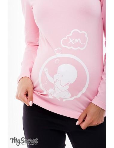 Лонгслив DELIYA BABY для беременных