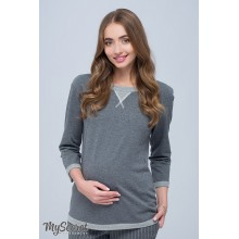 Свитшот GIGI для беременных и кормящих
