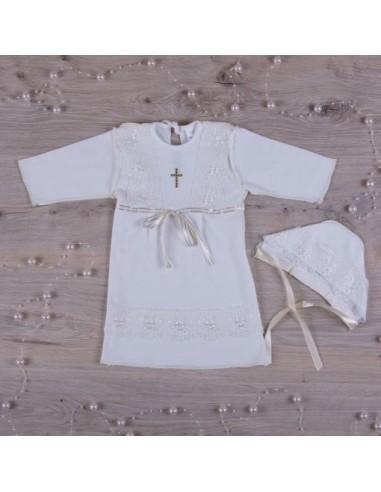 Сорочка для крещения Христина-2, Бетис