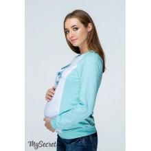 Свитшот для беременных и кормящих SPIRIT