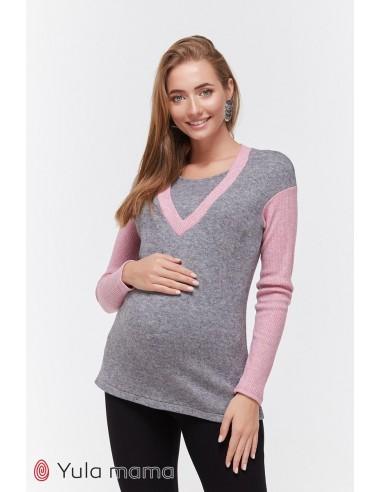 Джемпер SIENA для беременных и кормящих