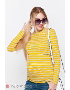 Лонгслив для беременных и кормящих  POPPY