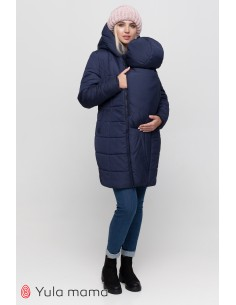 Зимнее слинго-пальто для...
