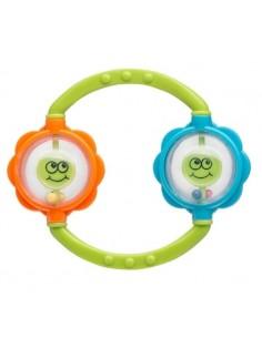 Погремушка Baby ono два шарика