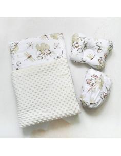 Набор постельного в коляску