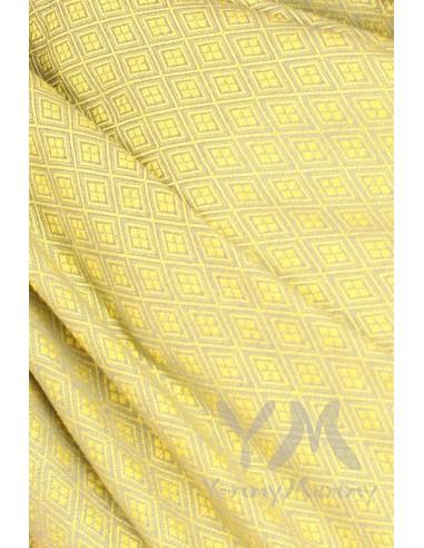 Слинг-шарф Yammy Mammy Yellow diamant
